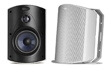 Polk Audio Atrium 6 - Pareja altavoces, color blanco: Amazon.es: Electrónica