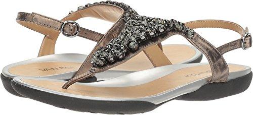 Vaneli Womens Palmena Boot Pewter Metallic Nappa