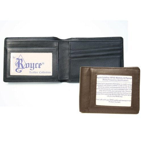 Royce Two Pocket Wallet - 9