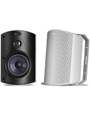 Astounding Amazon Com Outdoor Speakers Electronics Interior Design Ideas Clesiryabchikinfo