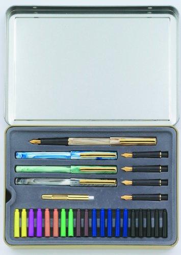 Staedtler-Calligraphy-Pen-Set-33-Pieces