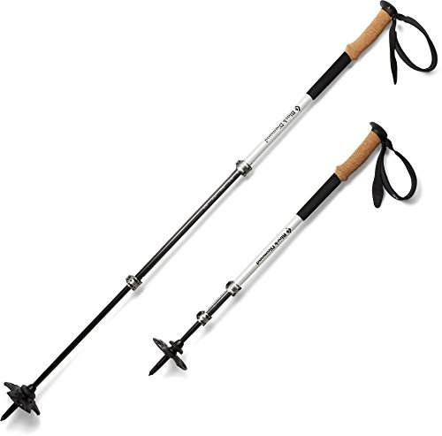 (Black Diamond 793661307143 Alpine Trekking Poles, One Size, Carbon)