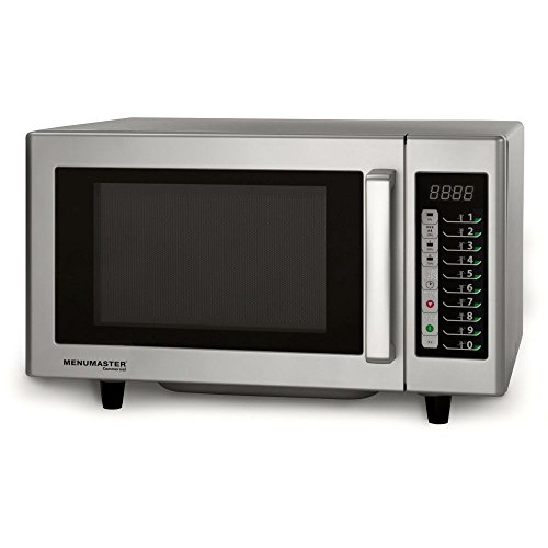 Menumaster MMS10TS 1000 Watt Commercial Microwave Amana Toaster And Convection Ovens