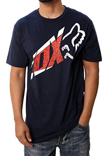 Fox Racing Men's Frequence Short Sleeve T-shirt (Medium)