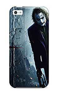 Andrew Cardin's Shop Faddish Phone The Joker Case For Iphone 5c / Perfect Case Cover 7843198K77327384