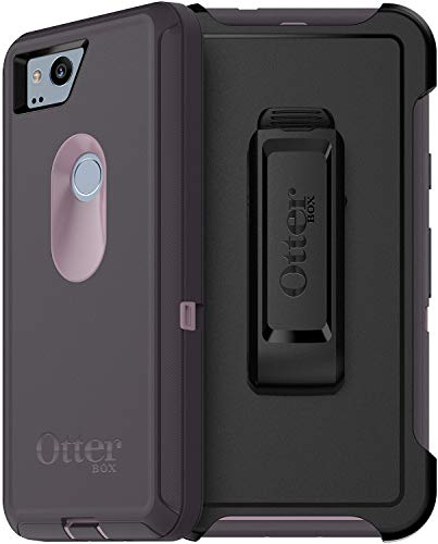 OtterBox Defender Series Case for Google Pixel 2 - Non-Retail Packaging - (Purple Nebula)