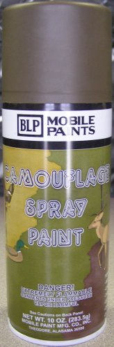 Spray Paint Olive Drab (Fox Outdoor 987 Spray Paint, Olive Drab)