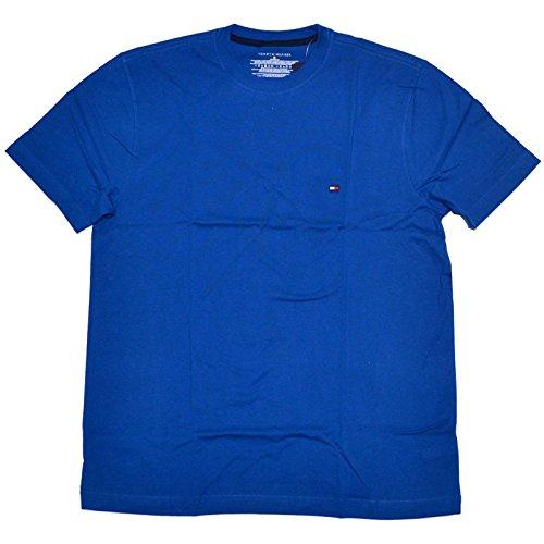 - Tommy Hilfiger Men's Classic Fit T-Shirt (M, Royal Blue)