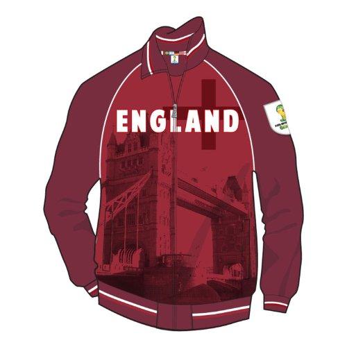 England Soccer Jacket - 9