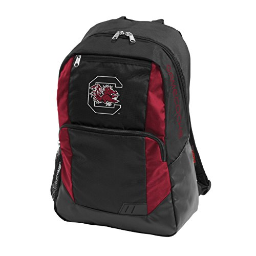 Logo Brands 208-86 NCAA South Carolina Closer Backpack, Black
