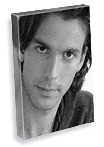 SANTIAGO CABRERA - Canvas Print (LARGE A3 - Signed by the Artist) #js003