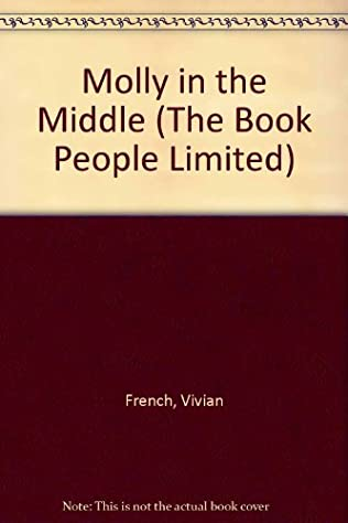 book cover of Molly in the Middle