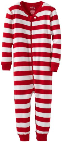 Hatley Baby Coverall Candy Stripes