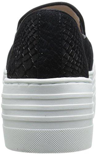 Steve Madden BELLY - Zapatillas de deporte para mujer negro con estampado de serpiente