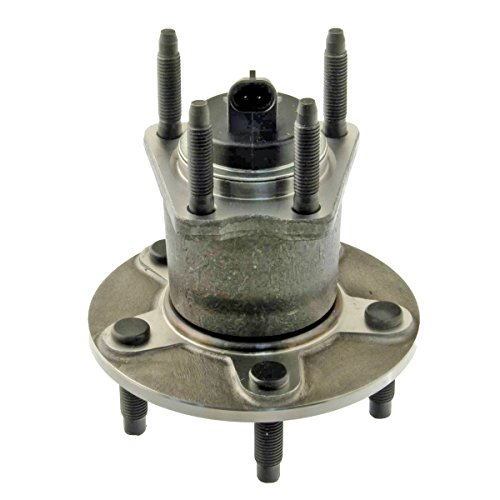 ACDelco 512285 Advantage Rear Wheel Hub and Bearing Assembly with Wheel Speed Sensor and Wheel Studs