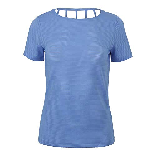 (Tail Women`s Verona Cap Sleeve Tennis Top Hyacinth (X-Small - TennisExpress))