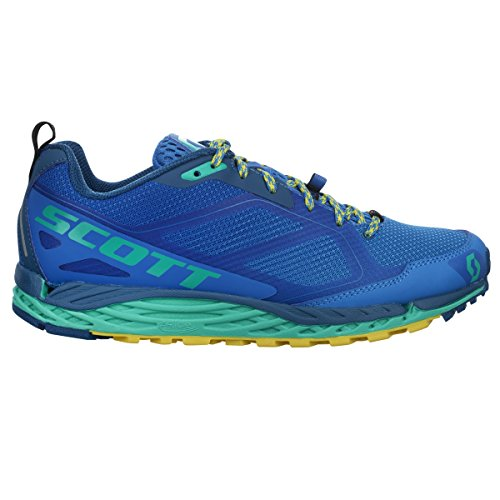SCOTT Damen Mountain Running Schuhe blau 39