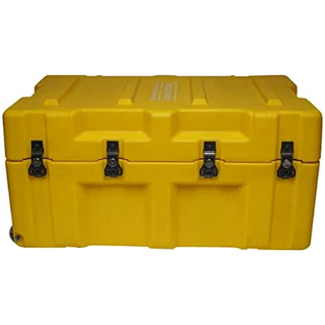 Iron Brick Trunk STRONGEST Trunk Yellow