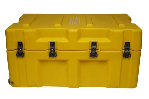 Iron Brick Trunk - STRONGEST Trunk - Yellow by DormCo