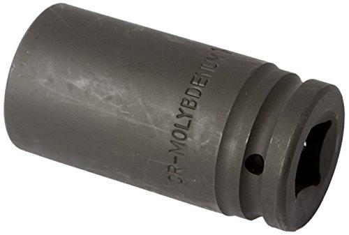 ATE Pro. USA 50243 Impact Socket, Deep Wall, 3/4'' x 1-1/4''