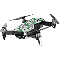 MightySkins Skin for DJI Mavic Air Drone - Retro Controllers 1 | Min Coverage Protective, Durable, and Unique Vinyl Decal wrap cover | Easy To Apply, Remove, and Change Styles | Made in the USA