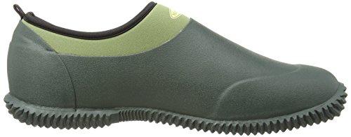 Muck Boots diario jardinería, unisex adultos zapatos de trabajo Green (Green 333E)