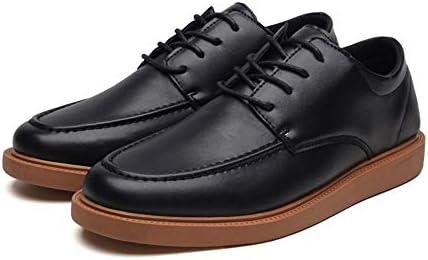 男性用フォーマルドレス作業靴レースアップ英国スタイルマイクロファイバーレザーパーティーウェディングビジネスオックスフォード 快適な男性のために設計