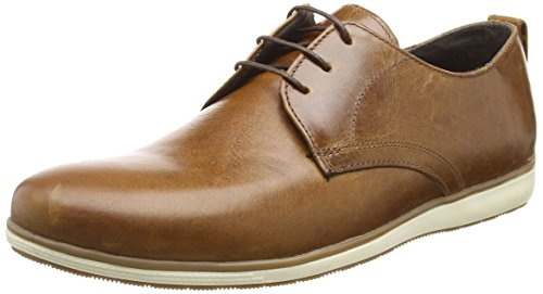 Red Tape Herren Churton Stiefel Brown (Tan Leather)