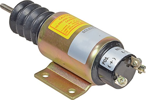 2003SA3193-12 SA3193-12 New DB Electrical ROTA0022 12V Shut Down Solenoid for Universal 2003-12E2U1B2A