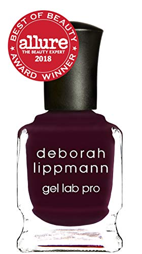 (Deborah Lippmann Gel Lab Pro Nail Color Venus in Furs)