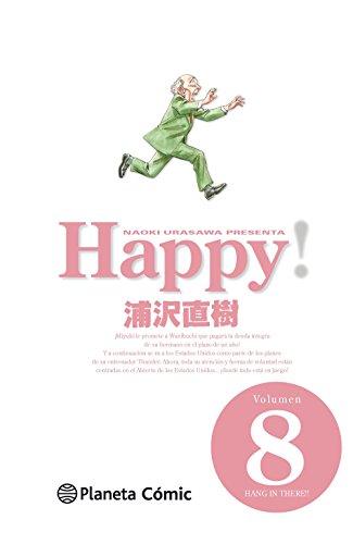 Descargar Libro Happy! 8 Naoki Urasawa