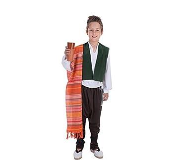 Disfraz de Bodeguero medieval para niño: Amazon.es: Juguetes y juegos