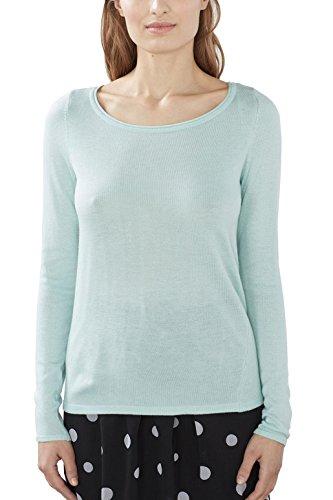 ESPRIT, Suéter para Mujer Verde (Light Aqua Green)