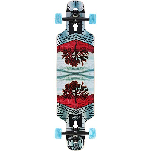 DB Longboards DB VANTAGE SKATEBOARD COMPLETE-9.25x36