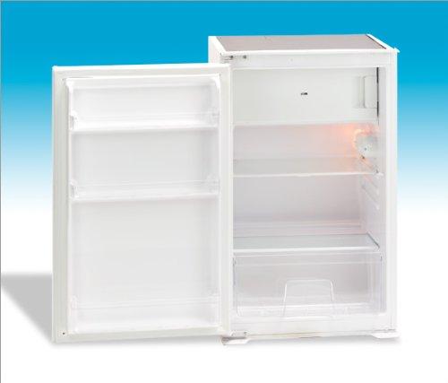 Réfrigérateur encastrable 122L avec congélateur A +