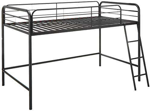 Zinus Easy Assembly Quick Lock Twin Loft Metal Bed Frame from Zinus