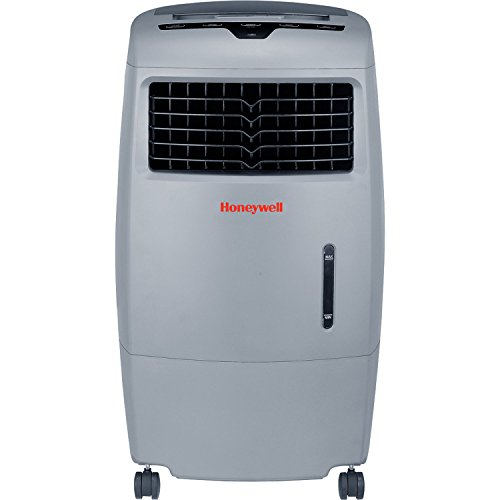 Honeywell 52 Pint Indoor/Outdoor Portable Evaporative Air Cooler - Gray