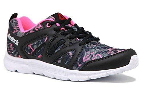 Reebok Speedlux, Zapatillas de Running Para Mujer Negro  (Black / Solar Pink / Gp)