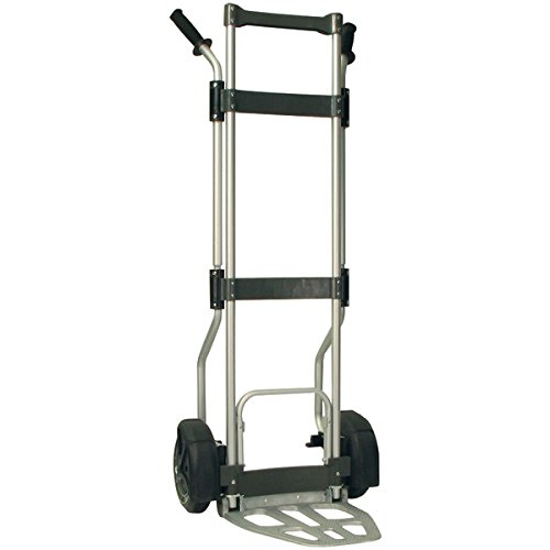 Price comparison product image MONSTER TRUCKS 200-948WH TUFF MAXX(TM) Foldable Hand Truck