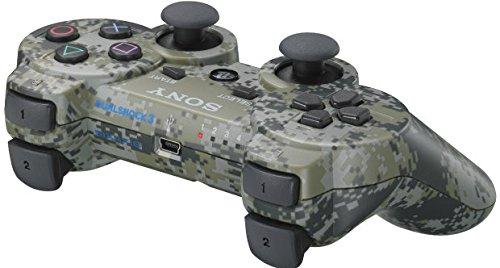 Playstation 3 Dualshock 3 Wireless Controller ( Urban Camo) (Certified Refurbished)