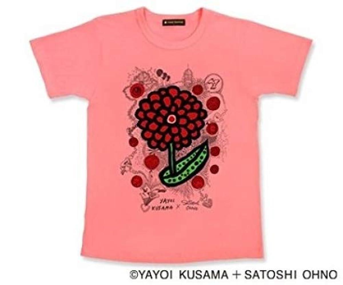[해외] 24시간티비 쿠사마야요이 티셔츠 M 핑크