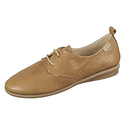 Pikolinos Women's Calabria Soft Leather Lace Up Shoe