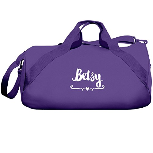 Betsy Dance Team Bag: Liberty Barrel Duffel Bag