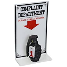 Big Mouth Toys The Complaint Department Sign