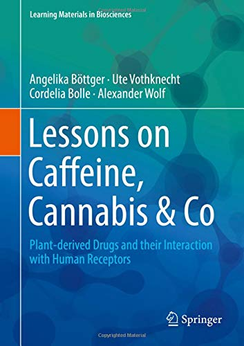 Lessons On Caffeine Cannabis And Co  Plant Derived Drugs And Their Interaction With Human Receptors  Learning Materials In Biosciences