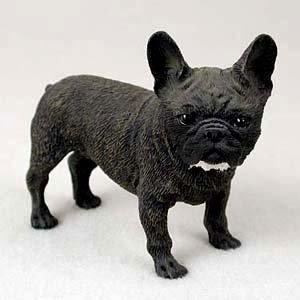 French Bull Figurine