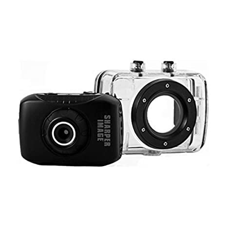 Amazoncom Svc355 Hd Action Camera With Waterproof Case By Sharper