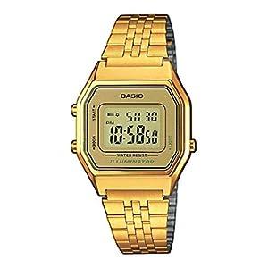 Reloj Casio dorado para Mujer