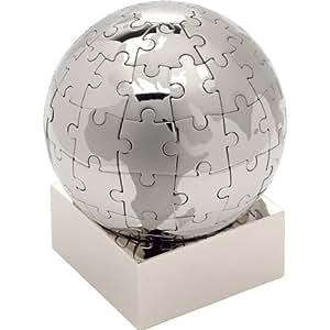 Pisapapeles con un globo terr queo en rompecabezas - Globo terraqueo amazon ...
