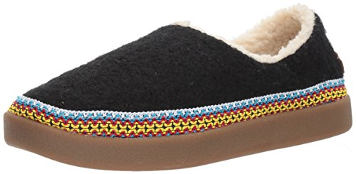 Pantofola Bootah Sanuk Womens Nera